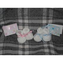 Souvenirs Escarpines Para Nacimiento, Baby Shower, Bautismo