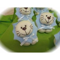 Souvenirs León X10 Nacimiento, Baby Shower, Cumpleaños