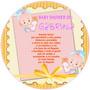 Kit Imprimible Baby Shower Candy Bar Golosinas