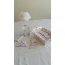 Set Nacimiento!baby Shower!ideal Souvenirs Para La Clínica!
