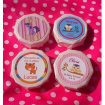 Jabones Personalizados Ideal Souvenirs B. Shower Nacimiento