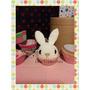 Souvenir Conejo Cupcake Cumpleaños Nacimientos Baby Shower