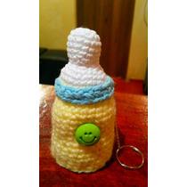 Suvenirs Llaveros - Mamaderas Crochet