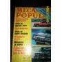 Revista Mecanica Popular Autos Antiguos Ford Chevrolet