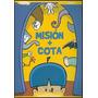 Mision + Cota Libro Aventuras Dibujadas / Zona Devoto