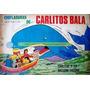 Lote X 3 Revistas Carlitos Bala Minguito Gordo Porcel (3)
