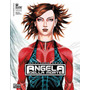 Angela Della Morte Vol 1 - Salvador Sanz - Ovnipress