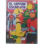 Antigua Revista El Capitan Escarlata - Supercar