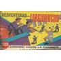 Desventuras De Larguirucho / Nª 117 / Decada 80`