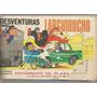 Desventuras De Larguirucho / Nª 125 / Decada 80` /