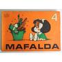 Mafalda 4 1968 Primera Edicion 1er Ed Oportunidad Quino