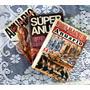 Lote De 3 Revistas Nippur Magnum En Buen Estado. Anuarios.