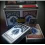 Cartas Bicycle Rojas Y Negras - Caja De 4 Mazos