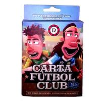 Juego De Mesa Carta Fútbol Club 121 Naipes Ruibal