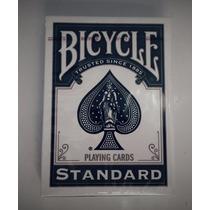 Cartas Bicycle Black Dorso Negro Nuevas Selladas Originales