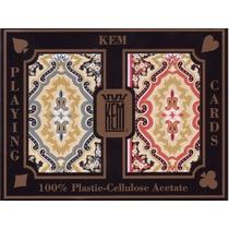 Cartas De Poker Kem Originales! Mejor Precio
