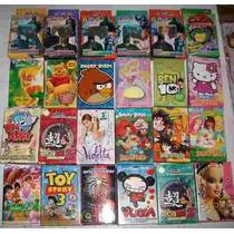 Cartas, Naipes Infantiles Varios Motivos X 10 Unidades !!!