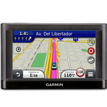 Gps Garmin Nuvi 44 + Mapas Nuevo Modelo Pantalla Tactil 4.3