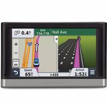 Gps Garmin Nuvi 2497 Lcd 4.3 Indicaciones Mapas Bluetooth