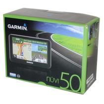 Gps Garmin Nuvi 50 Lcd- Nuevo Modelo - Davstore San Isidro