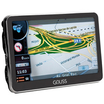 Gps Tv Digital 5 Pulgadas Gauss