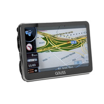 Gps 4.3 Pulgadas Gauss 43 Tochscreen Mp3 Video Multimedia