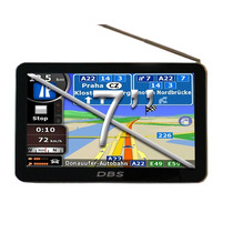 Gps Dbs 7900 Hd Tv Digital Bluetooth Soft Garmin Igo + 4gb