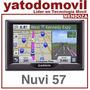 Mendoza Gps Garmin Nuvi 57 5¨pron. Calles Limites Velocidad