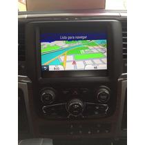 Interface De Gps Para Dodge Ram Con Garmin Original Gvn54