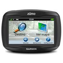 Gps Garmin Zumo 390 Navegador P Moto - Gtia Oficial
