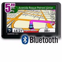 Gps Garmin Nuvi 1410 Excelente! Pant 5 Gigante! Bluetooth!