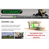 Banderillero Y Mapeador Satelital ** Ecoagro - Ergo **