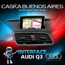 Pantalla Tactil Gps Garmin Camara Tv Caska Para Tu Audi Q3