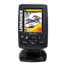 Ecosonda Lowrance 3x Color