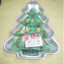 Wilton Molde De Torta Arbol De Navidad !!