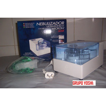 Nebulizador Ultrasonico San Upo Micron 3058 Grupo Yoshi