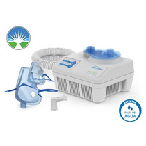 Nebulizador Ultrasónico Digital Silfab Piccolo Plus Garantia