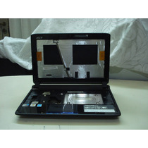 Carcaza Acer Aspire One Nav5 (webcam,touch Pad,bisagras,etc)