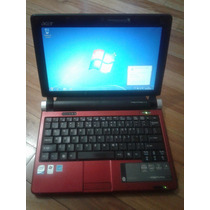 Netbook Acer Aspire One , Garantia!! Impecable !!