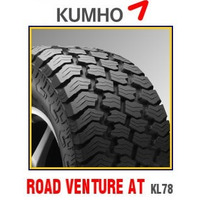 275/70r16 Kumho Road Venture At Kl78