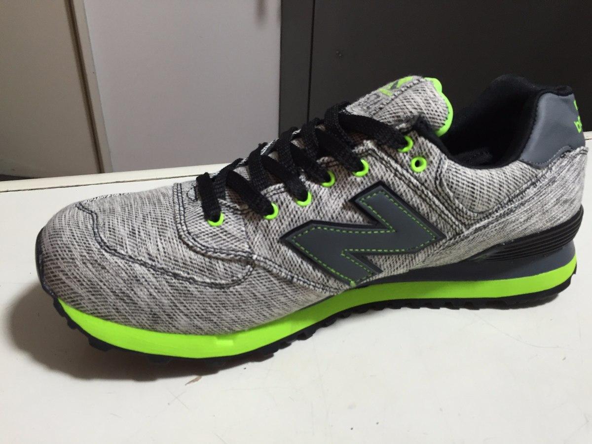 new balance ml574 gris
