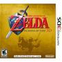 Zelda Ocarina Of Time 3ds - Microcentro - Envíos!