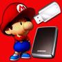 Juegos Wii Traenos Tu Disco Ext Amplio Catalogo Chip Virtual