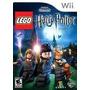 Disco Vídeo Juego Original / Lego Harry Potter Nintendo Wii