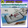 Joystick Arcade Stick Nintendo Wii -local -cap Fed-