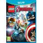Lego Marvel Avengers Juego Nintendo Wii U Original Sellado