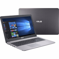 Notebook Asus Intel Core I7 6500u, 16gb, 256gb Ssd ,15.6 Led