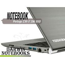 Ultrabook Toshiba Portege Z30 I7 256 Ssd - Tenemos Local!!