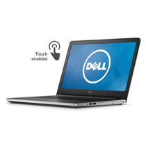 Notebook Dell I7 8gb 1tb 15.6 Pantalla Touch Teclado Ilumina
