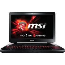 Msi Gt80 Titan Sli-263 18.4/i7/24gb/1tb+256ssd/ Gtx 980m